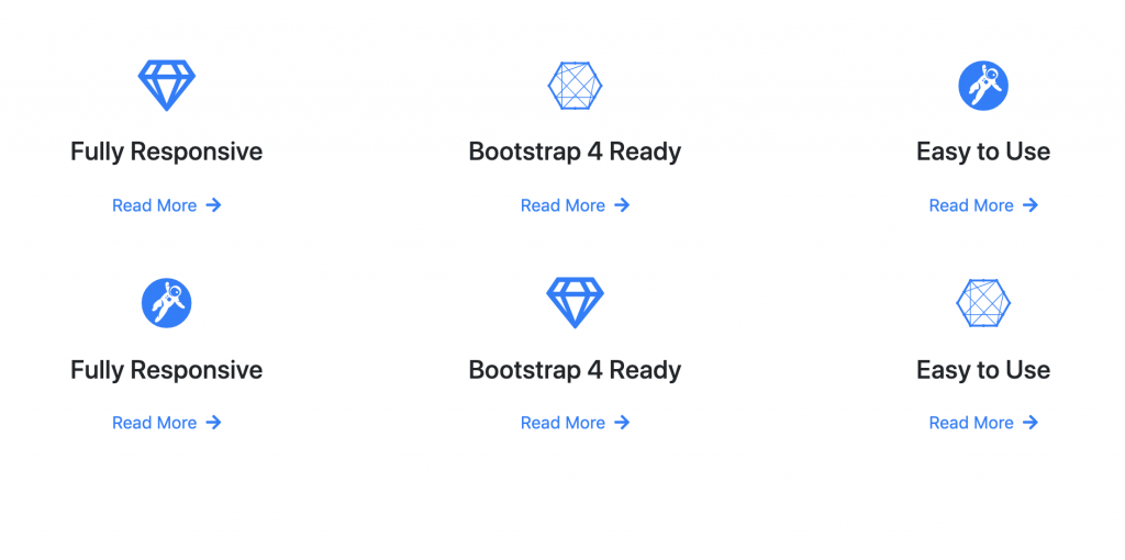 bootstrap-snippet-features-icons