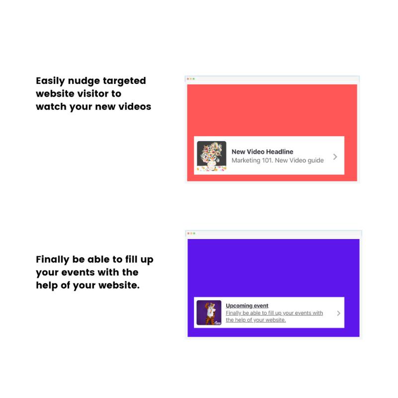 white-label reseller social proof widget fomo notifications